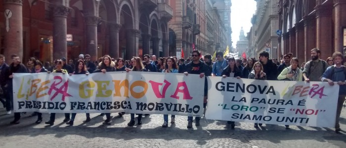 Bologna - Giornata Memoria