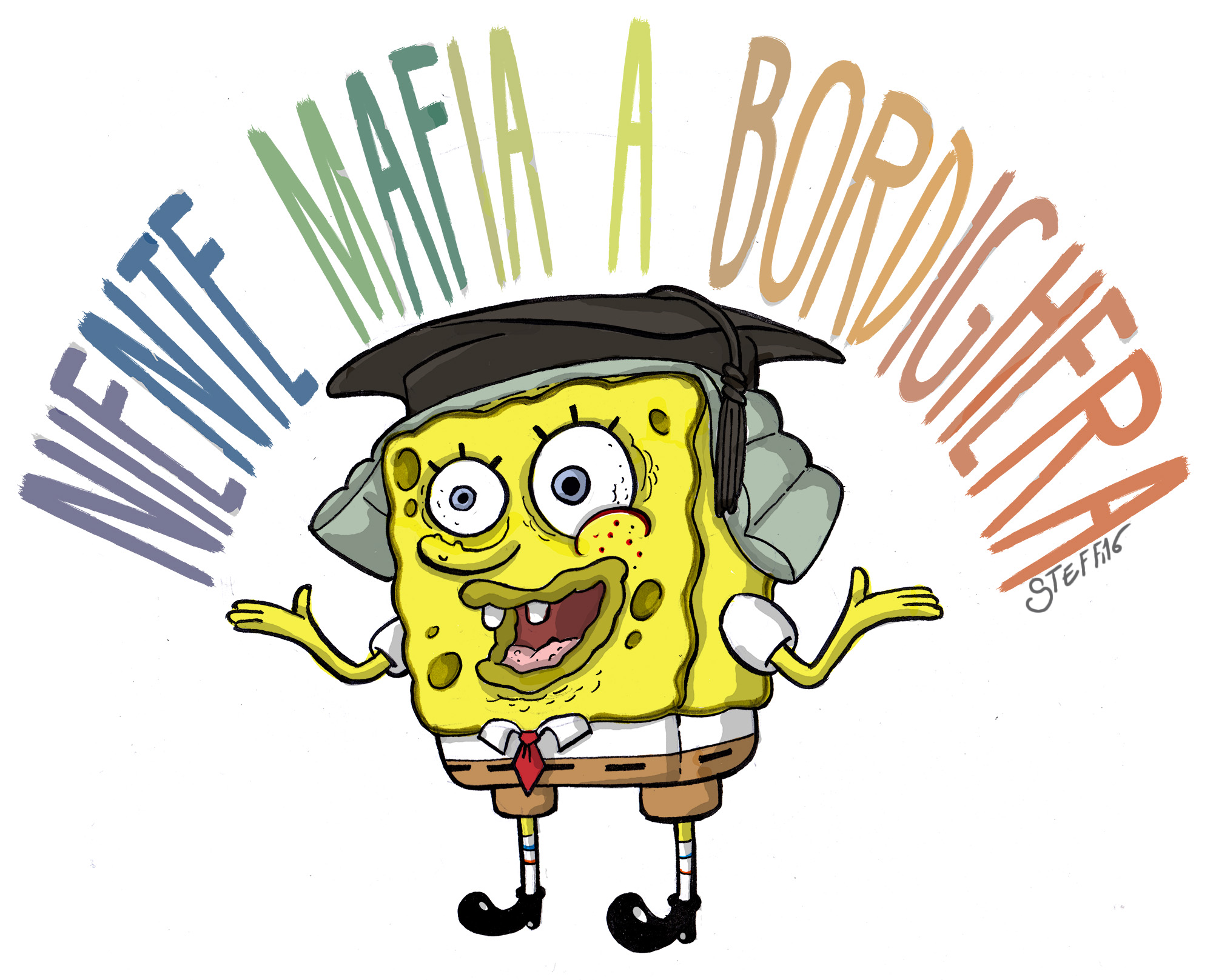spongebob for mafia