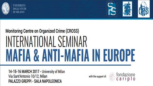 L'importanza della parola: il primo seminario di Mafie e Anti-Mafie in Europa