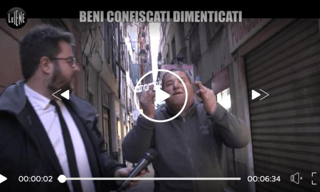 Mafia, beni confiscati a Genova: pericolanti e abitati da prostitute (Le Iene)